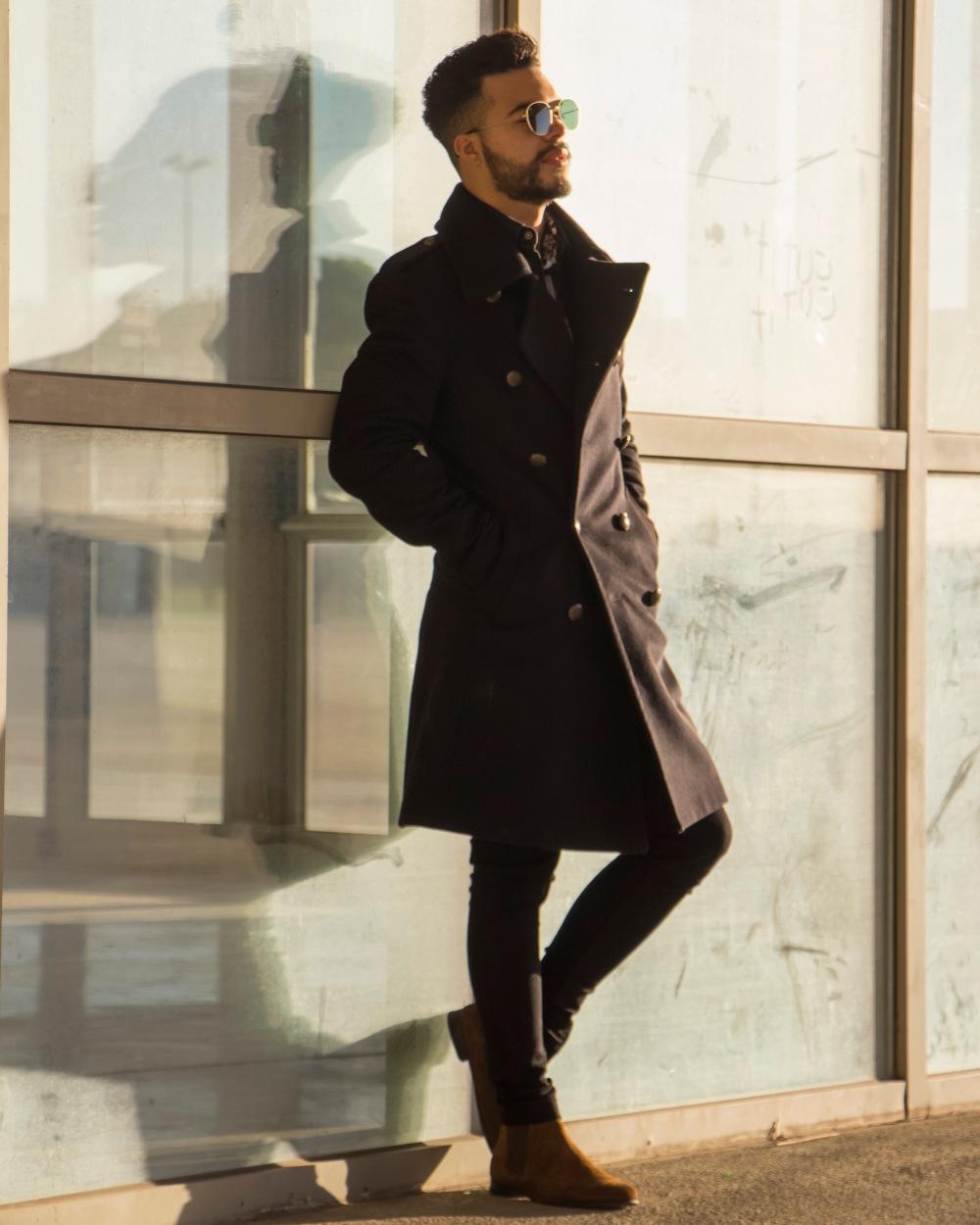 LewysMaceo_StealHisStyle_JustNatonya_black trench coat