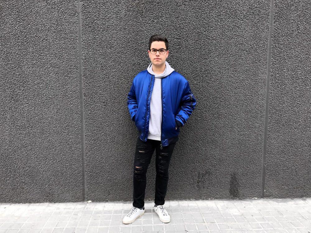 StealHisStyle_JustNatonya_Zoel Hernandez_bomber jacket