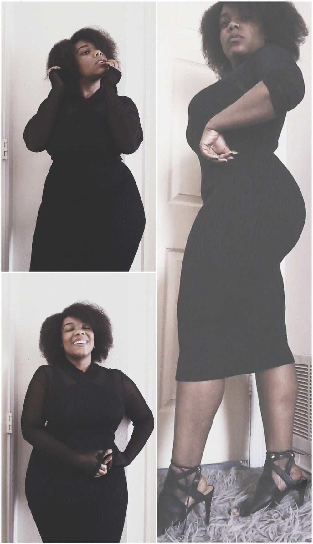 Body Positive: Redefining Beauty on Our Own Terms- JustNatonya & GrandFashLife