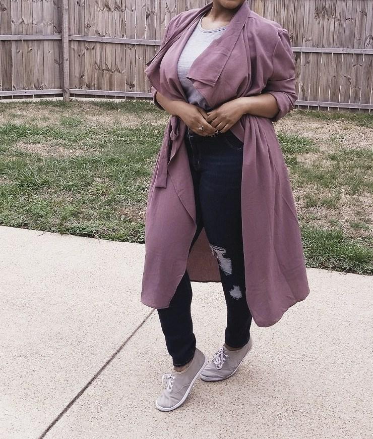 Why Long Cardigans are A Fall Closet Essential- JustNatonya