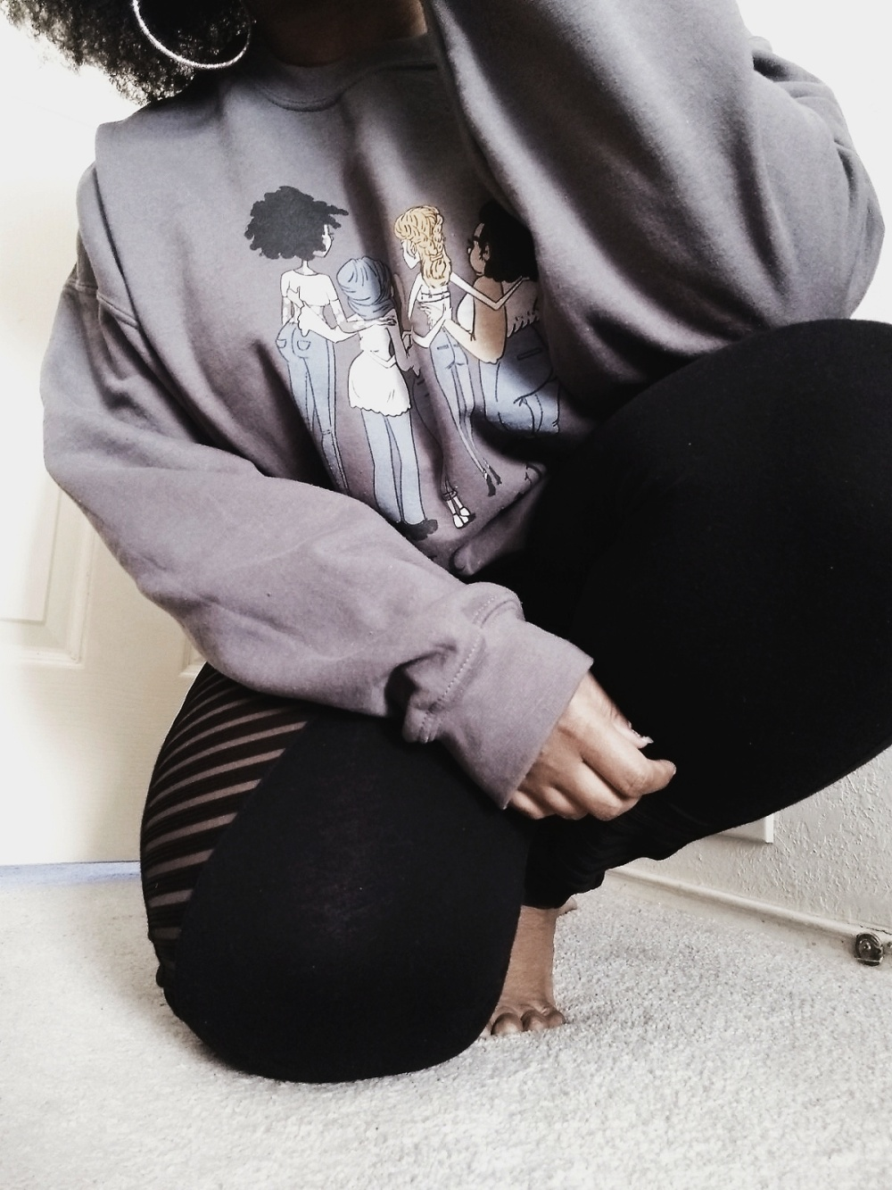 Body Posi Clothing Line that Represents Different Body Types