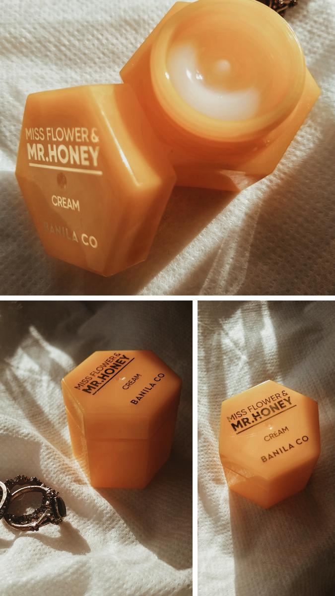 Banila Co Miss Flower and Mr Honey Butter Cream Review